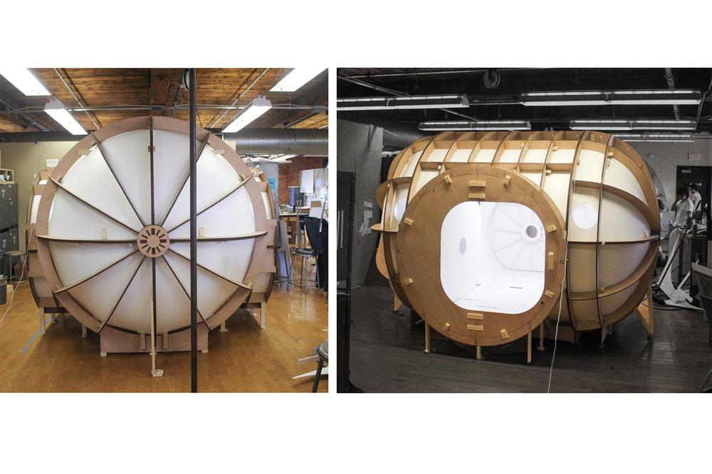 Mars Ascent Vehicle: The IOTA