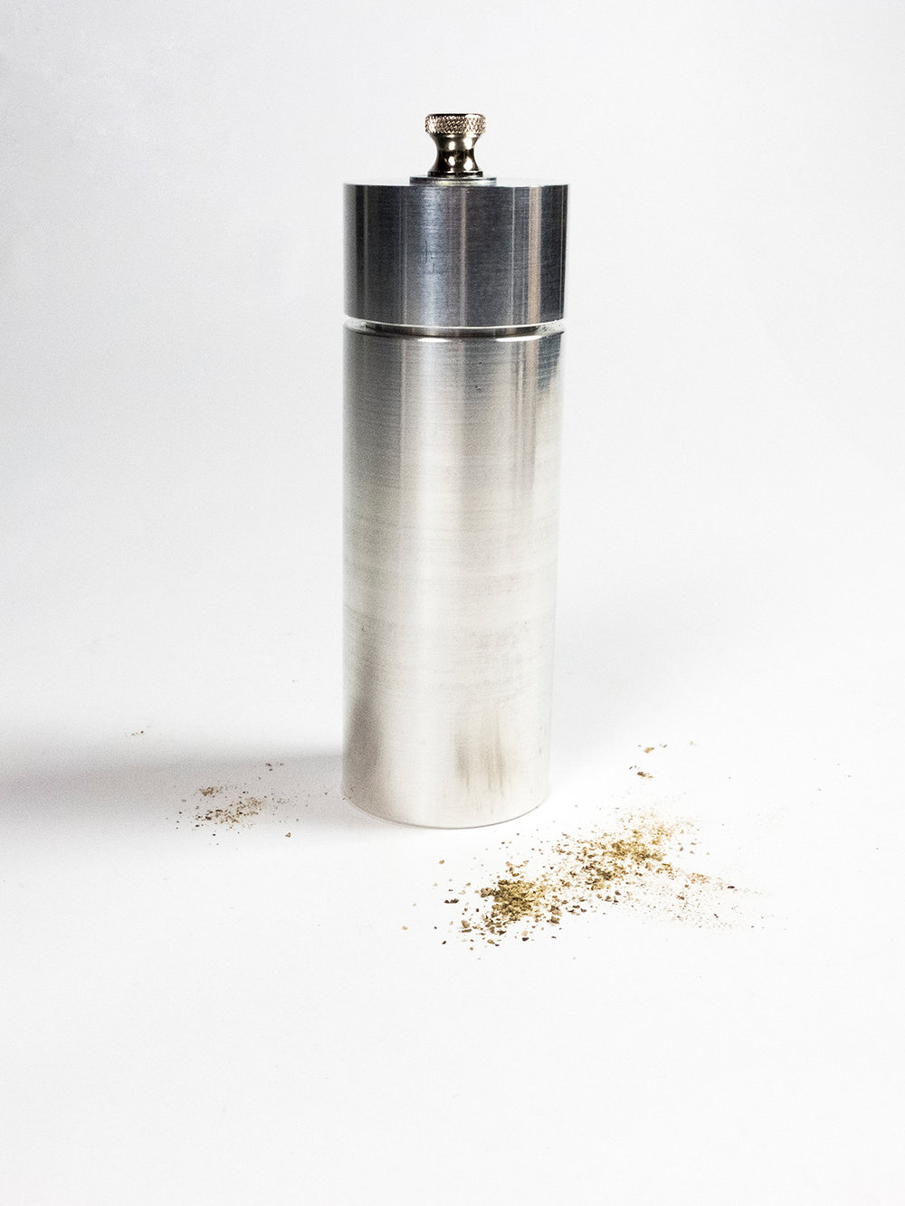 Offset Pepper Grinder