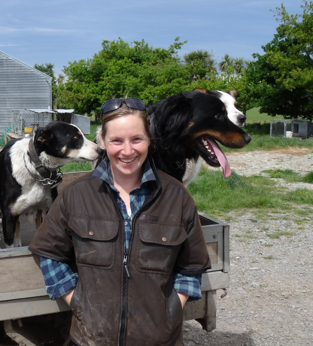 """I felt at home straight away! I returned to Europe to finish my degree and then jumped at the chance to gain practical farm experience back in New Zealand. I started at the bottom and worked my way up."""