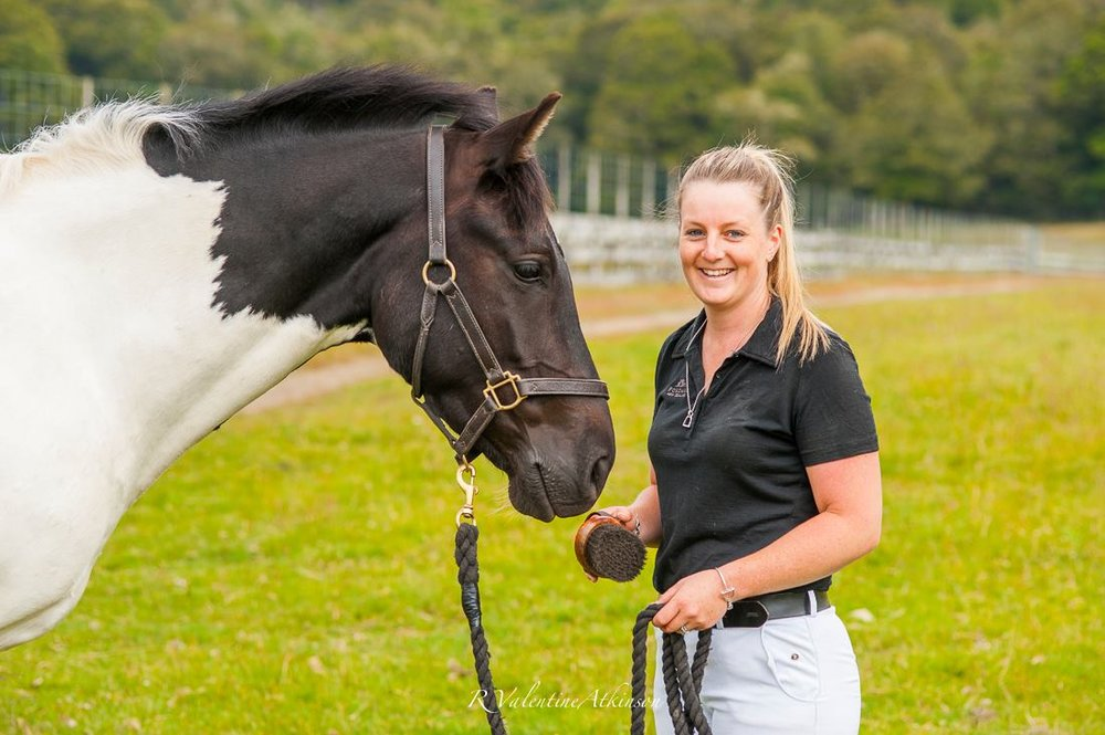 Tracy and her husband are currently expecting their first baby. Although Tracy intends on riding at work for as long as possible, but is aware she may have to hand over the reins at some point.