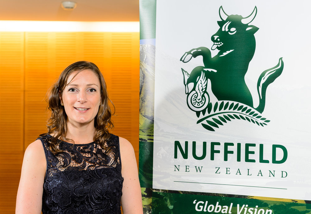 """Nuffield was an amazing opportunity to learn more about the world of food and agriculture, current trends and sticking points."