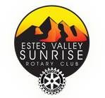 Estes Valley Sunrise Rotary Logo.png