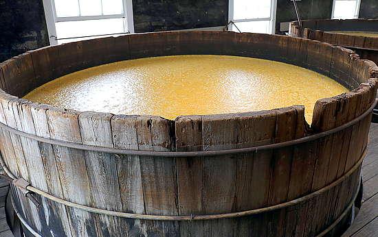 Fermenter for Bourbon