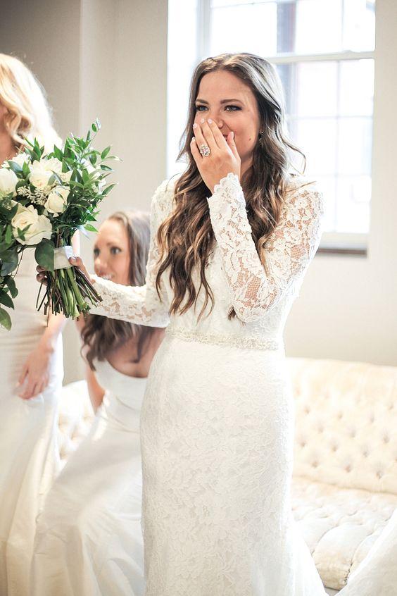 REAL BRIDE | MAURA