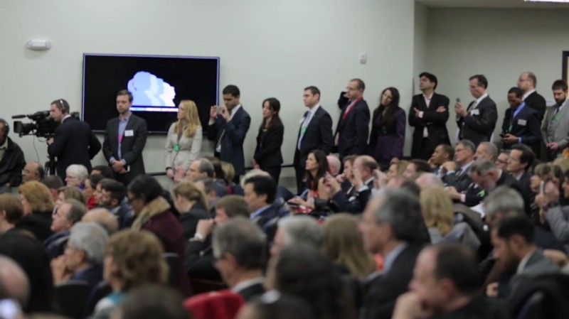 The White House Precision Medicine Summit on February 25, 2016