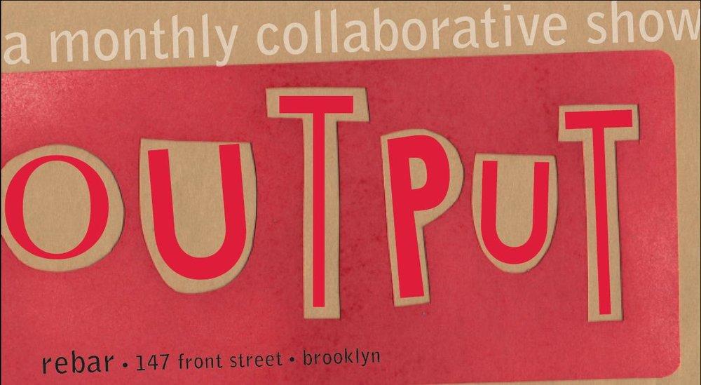 Output Poster (Art Show General).JPG