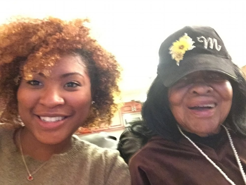 My Aunt Mildred and I