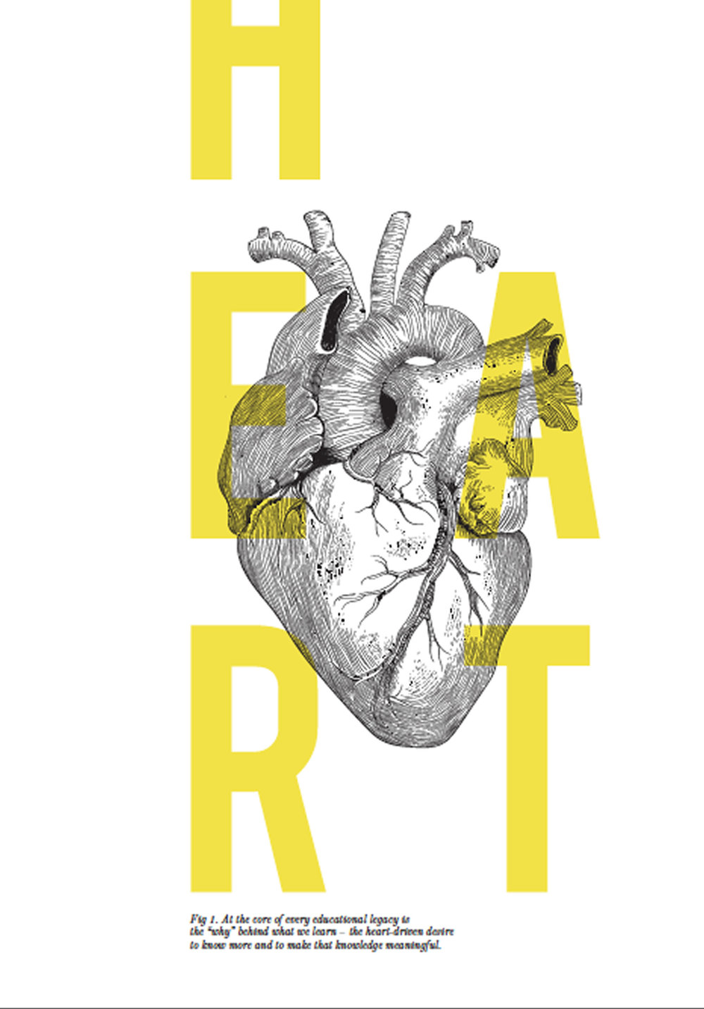 Our magazine has heart. Literally.