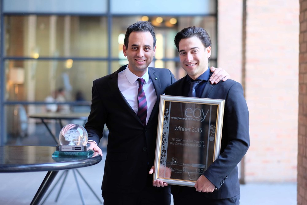 The Creative Counsel: Gil Oved and Ran Neu-Ner