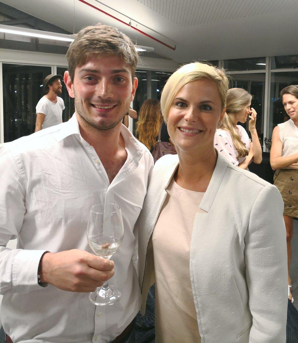 Zsofi and intern.jpg