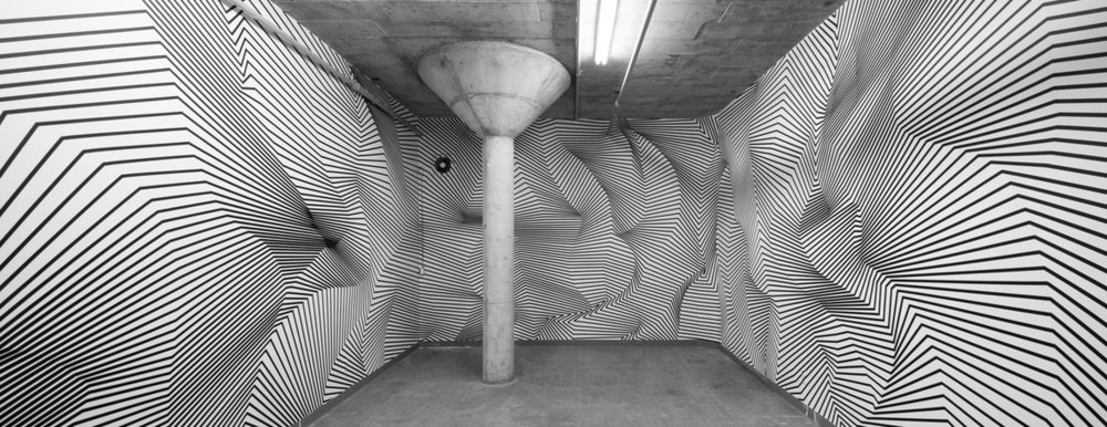 Artist Darel Carey uses duct tape to create incredible site-specific installations - we're thrilled he will be a part of  Immersion .