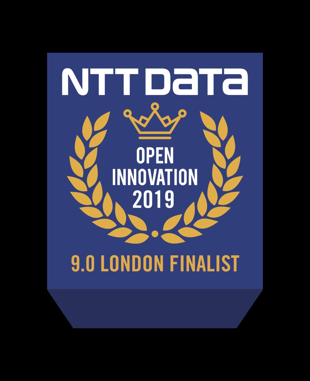 Finalist, NTT Data Open Innovation Contest -