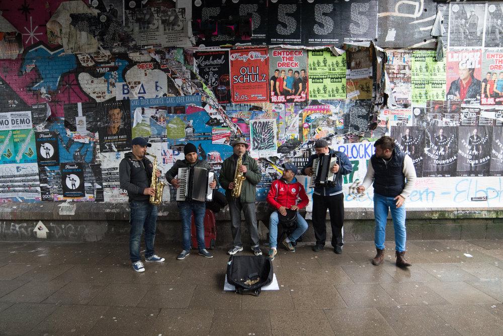 Nothing beats watching street performances in Europe. Nothing.
