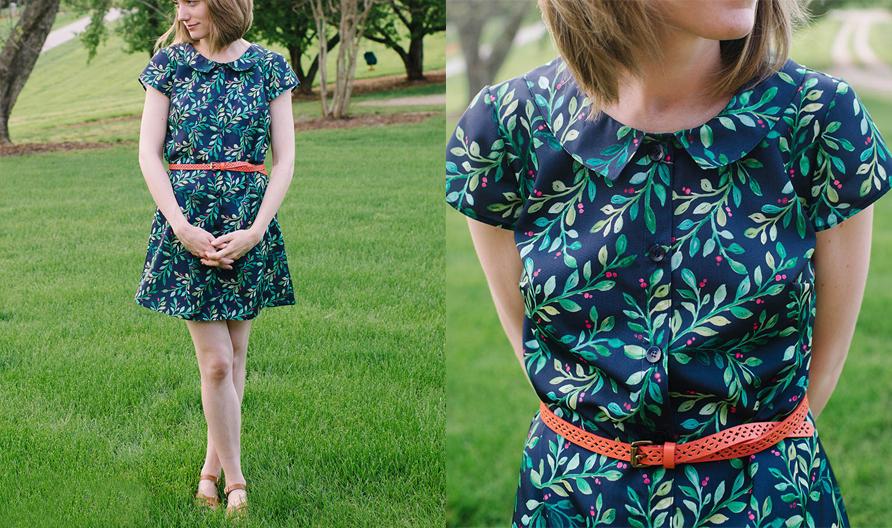 Glea Dress - Variation