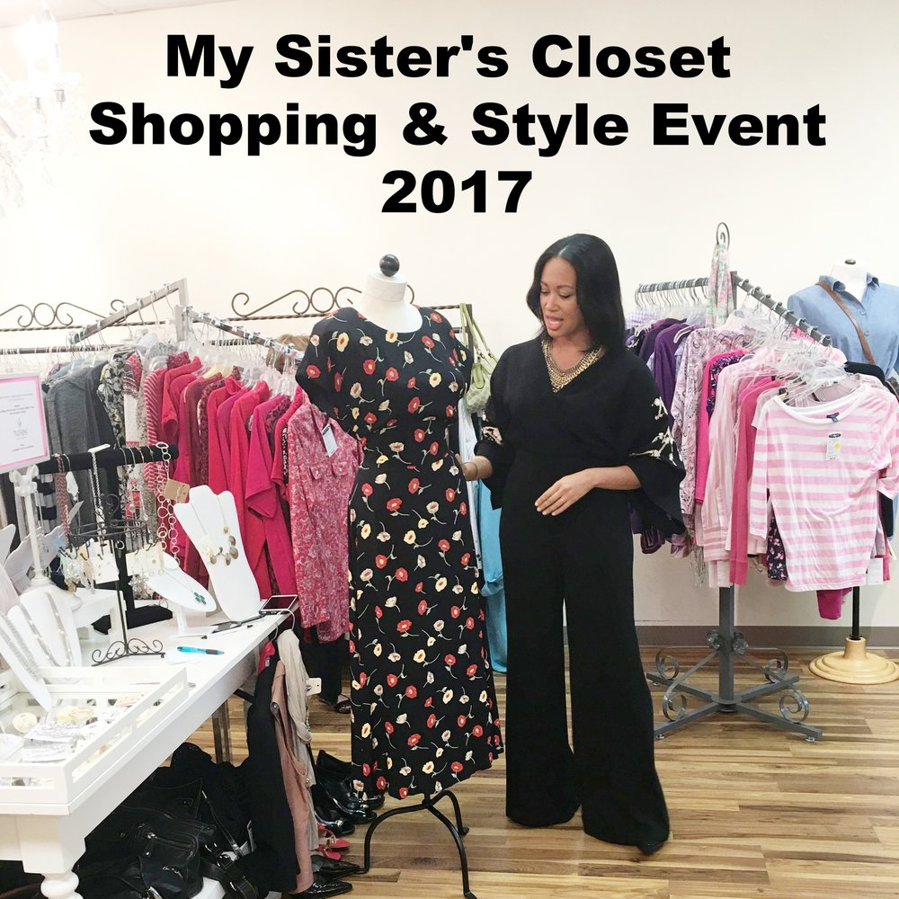THANK YOU - for coming out to the My Sister's Closet VIP Shopping & Styling Event!Below you can download a short worksheet that corresponds with my mini Elements of Style presentation to help you start creating a wardrobe you love to wear - a WEARdrobe.