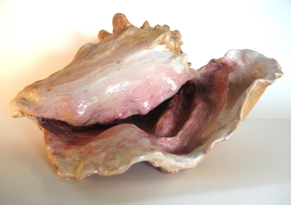 Seashell Earshell (view 1)