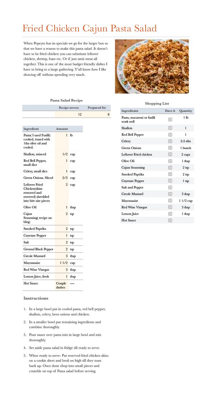 Chicken Cajun Pasta Salad.numbers