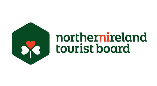 Image result for tourism northern ireland logo