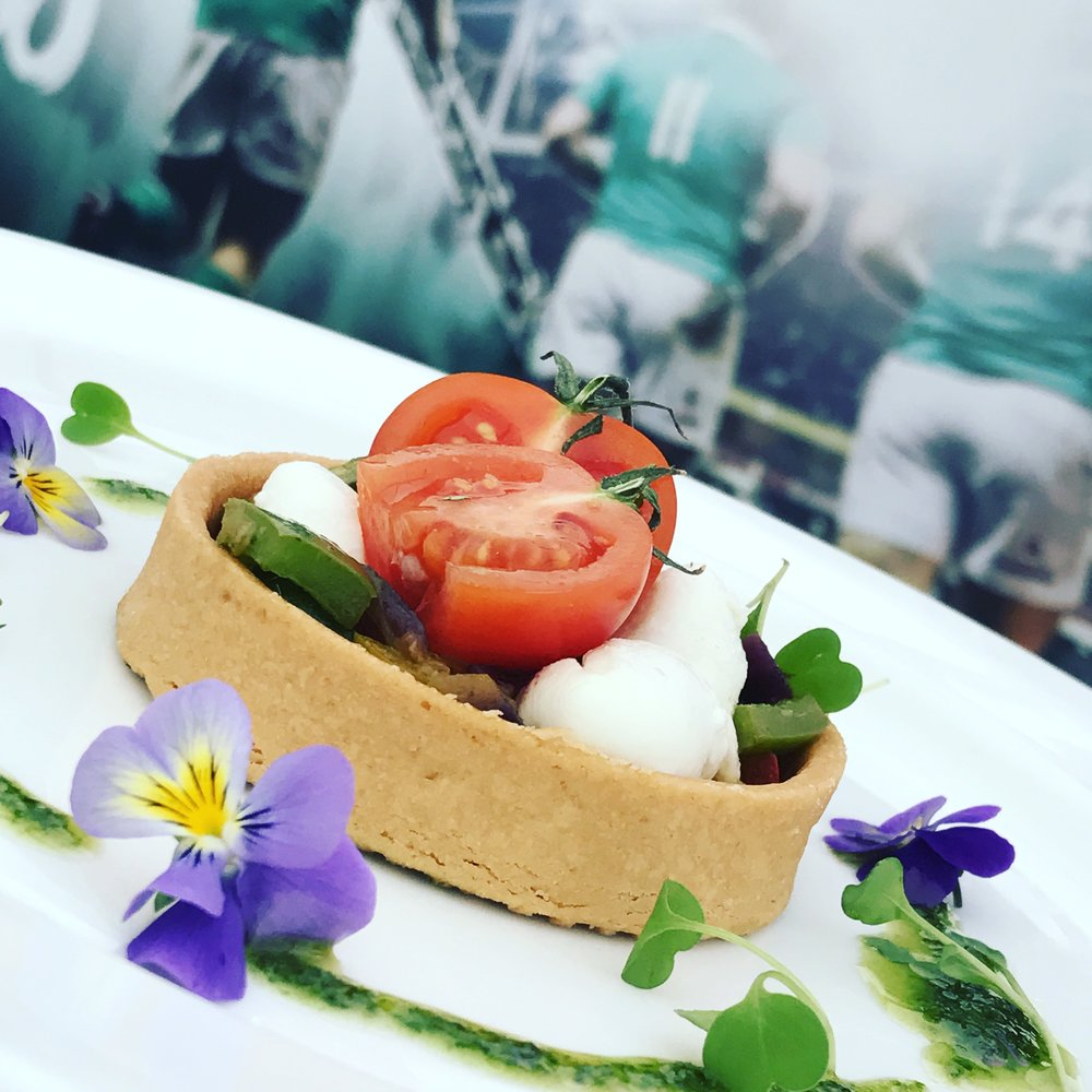 Fitzers Catering tomato and mozeralla starter.jpg
