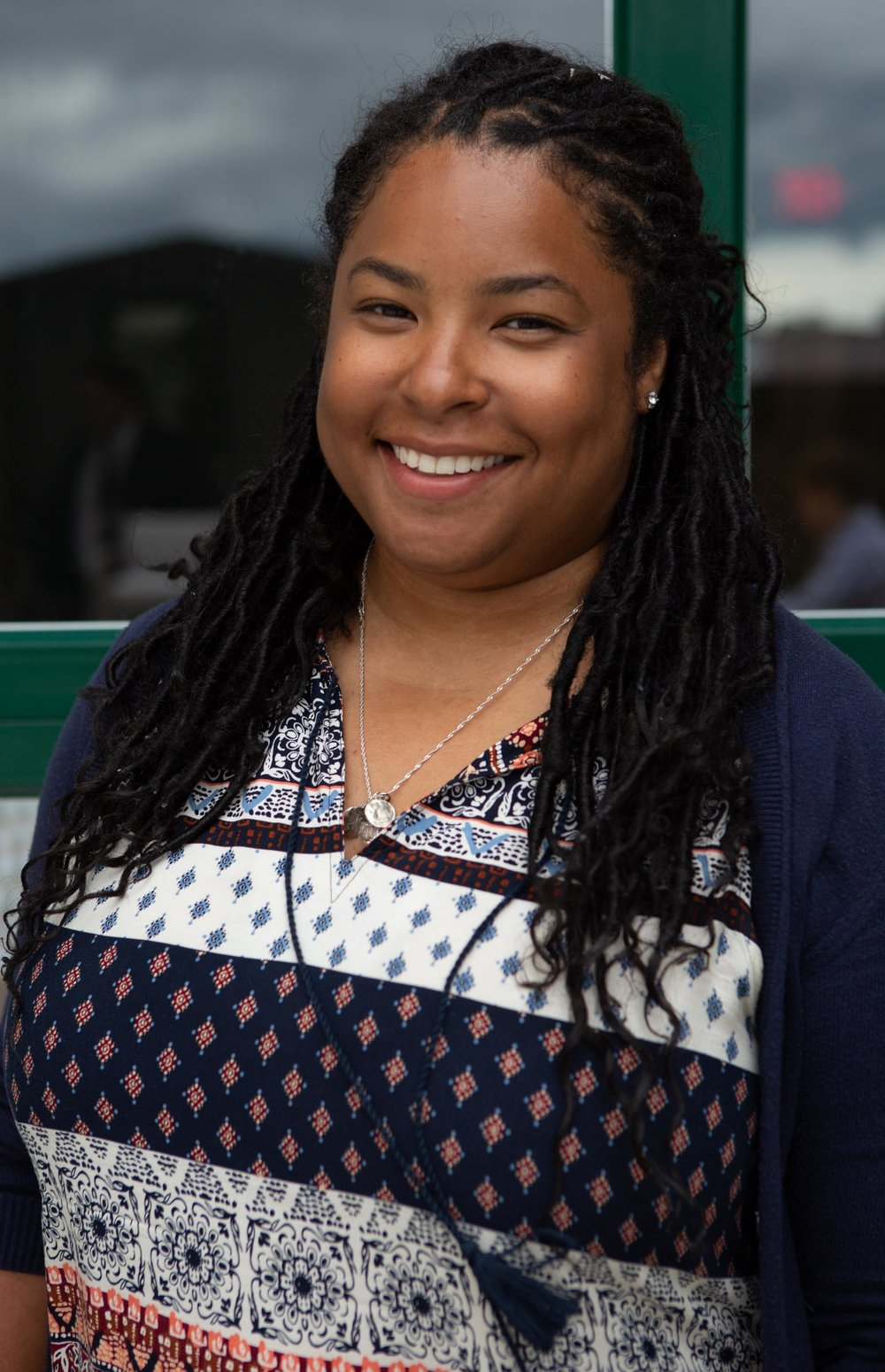 Alisha Murdock - FACILITATORAlisha graduated from The George Washington University in 2013. Upon graduation, she pursued her passion for equity as a Teach For America corps member in Eastern North Carolina. In 2015, she cofounded #SaySomething, a nonprofit organization geared towards the empowerment of young women of color in rural communities. Bolstered by that experience and a continued fervor for diversity, equity, and inclusion, Alisha joined the oneTILT family in 2017 as a facilitator. She continues to serve the education community as a Director of Operations for the Cesar Chavez Public Charter School Network.