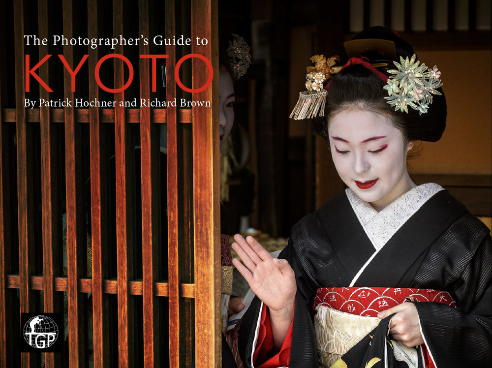 Check out The Photographer's Guide to Kyoto -