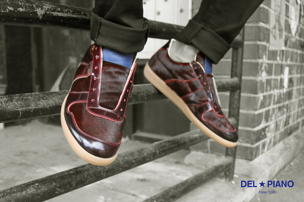 Del Piano NY, Fall & Winter 2016 - New York, NY