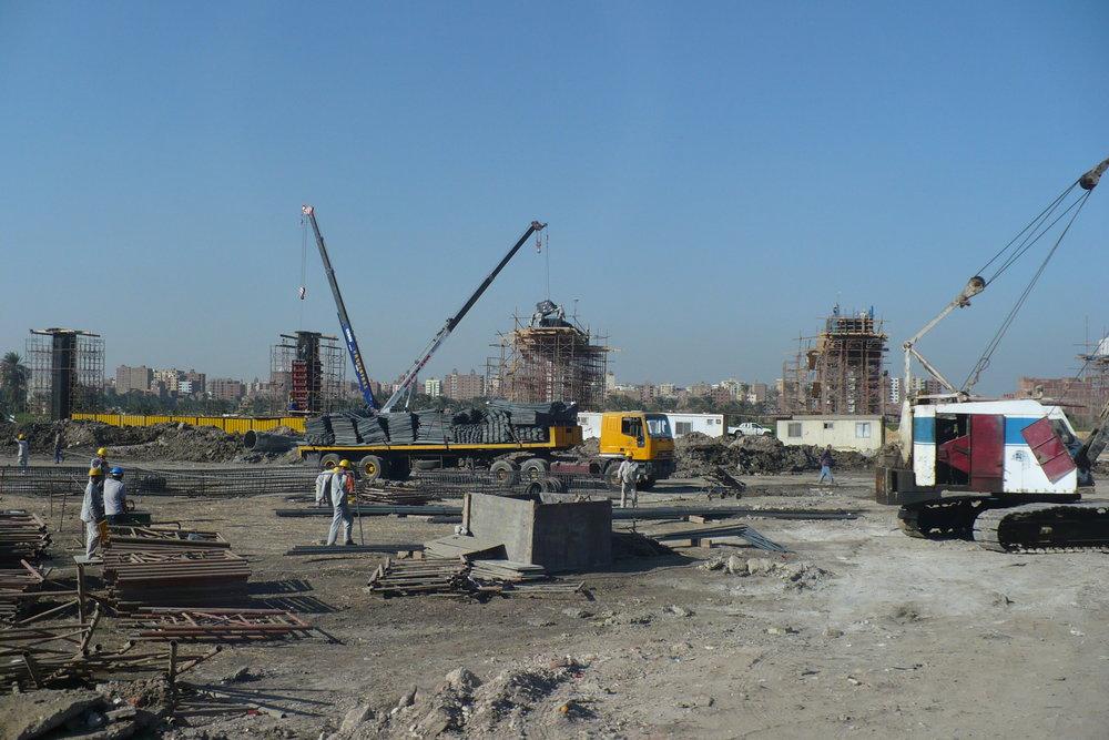 Cairo's development
