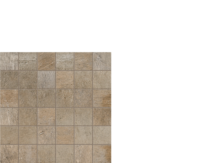 approach taupe 2 x 2 mosaic 13 x 13