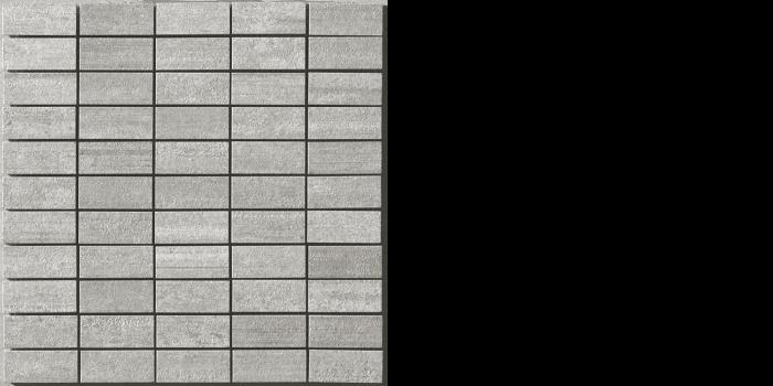 """Cemento grigio - grey -mosaic 12"""" x 12"""""""