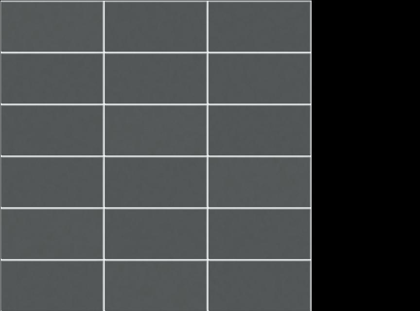"appiani seta fumo 2"" x 4"" on 12"" x 12"" sheet - grey black"