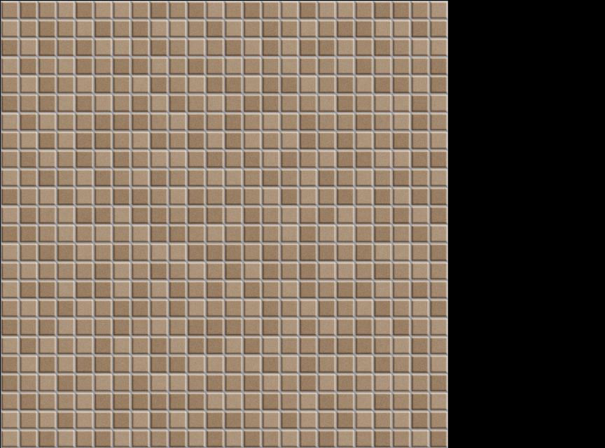 """Appiani Anthologia viburno beige - 1/2"""" x 1/2"""" mosaic on 11.75"""" x 11.75"""" sheet"""