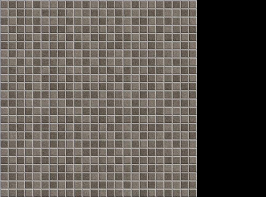 "Appiani Anthologia plumbargo black grey - 1/2"" x 1/2"" mosaic on 11.75"" x 11.75"" sheet"