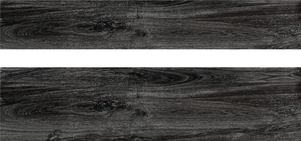 vogue, wood look tile, antracite, black