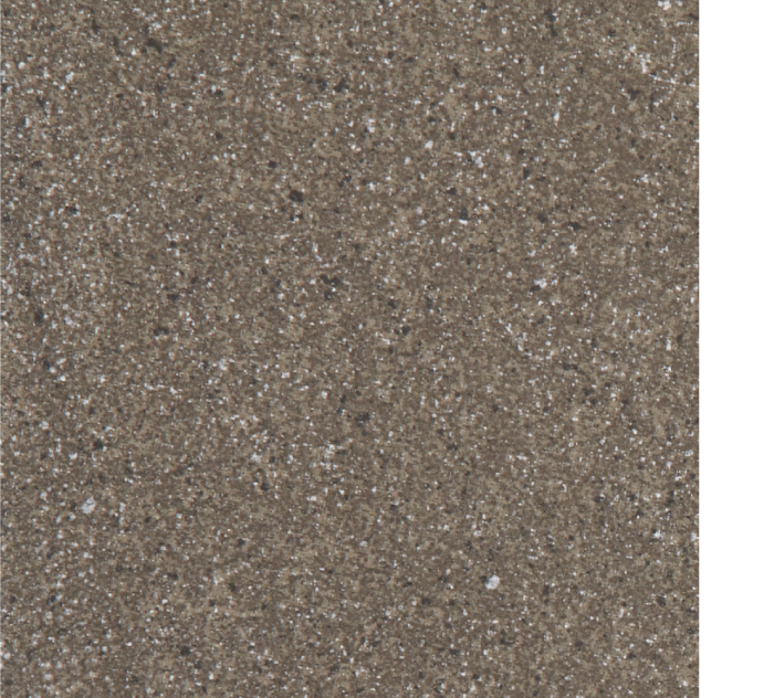"Basaltina porcelain floor tile, 24"" x 24"" Mocha"