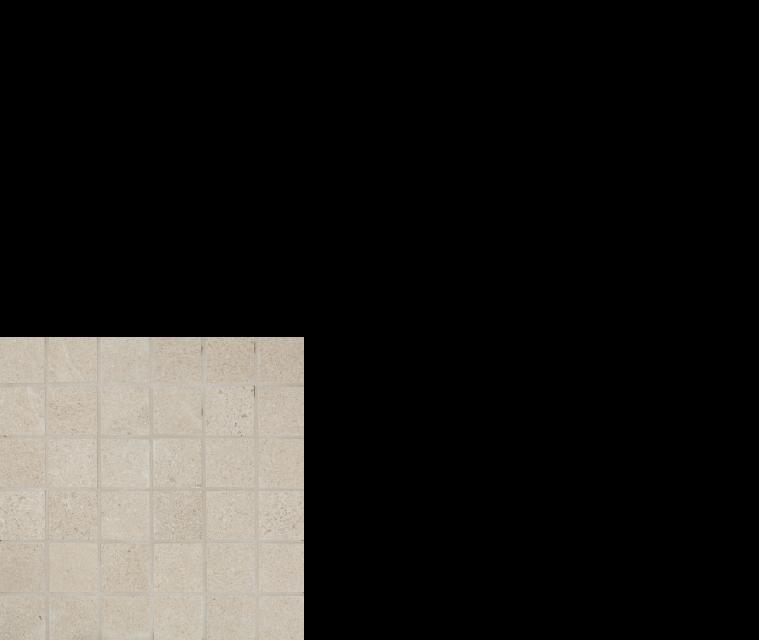 "pietra italia porcelain tile 2"" x 2"" mosaic on 12"" x 12"" sheet beige"