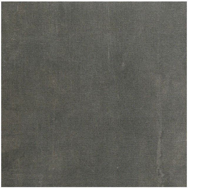 "reside, 24"" x 24"" porcelain tile black"