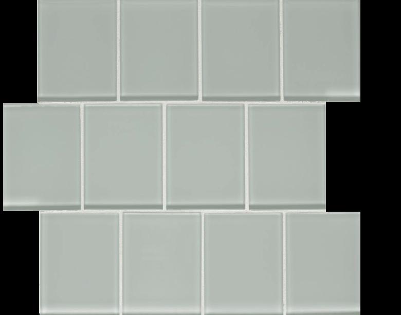 glass islandia caicos mosaic