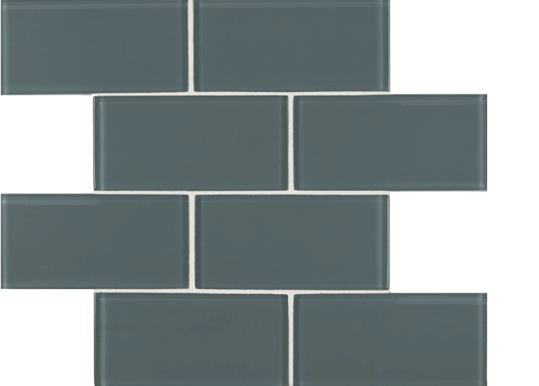 skylights glass mosaic smoky