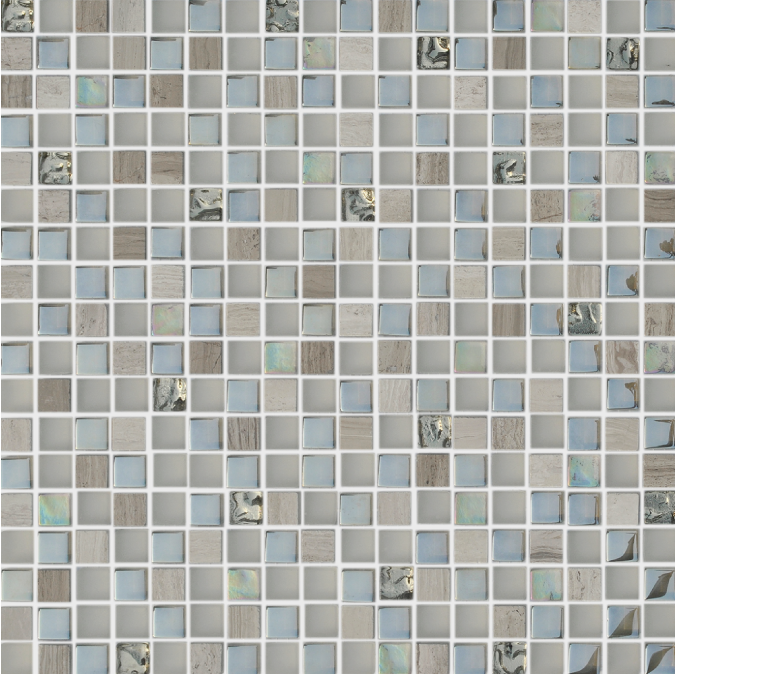 skylights glass mosaic lunar