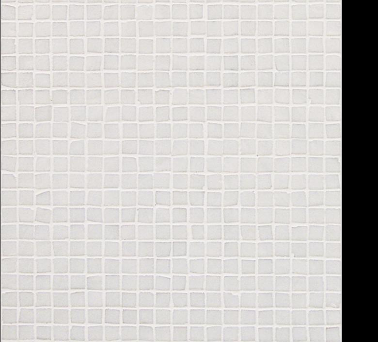 Vetro Glass Mosaic Bianco White