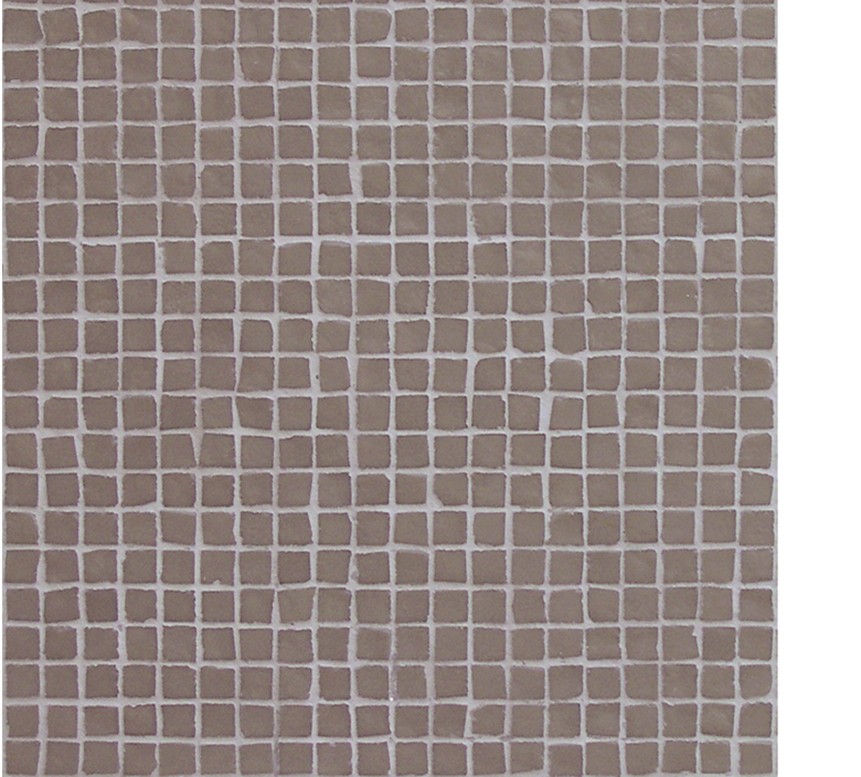 Vetro Glass Mosaic Cemento