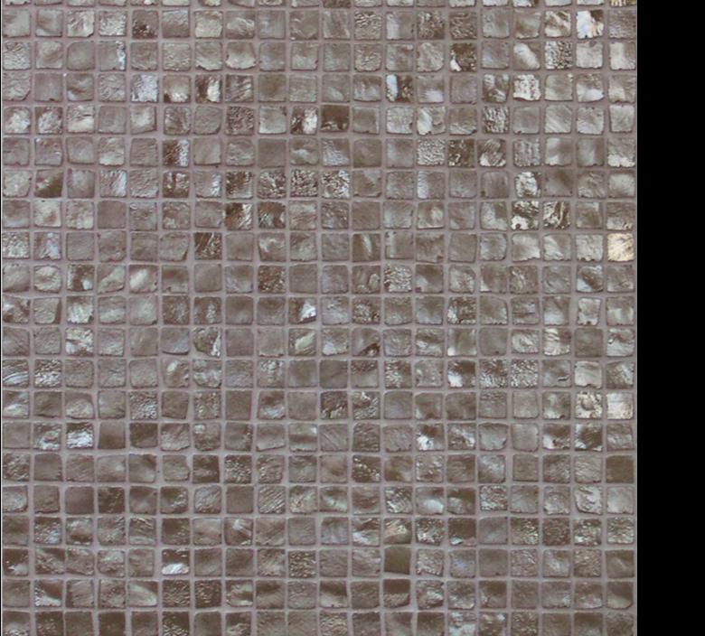 VetroCemento grey Lux Mosaic