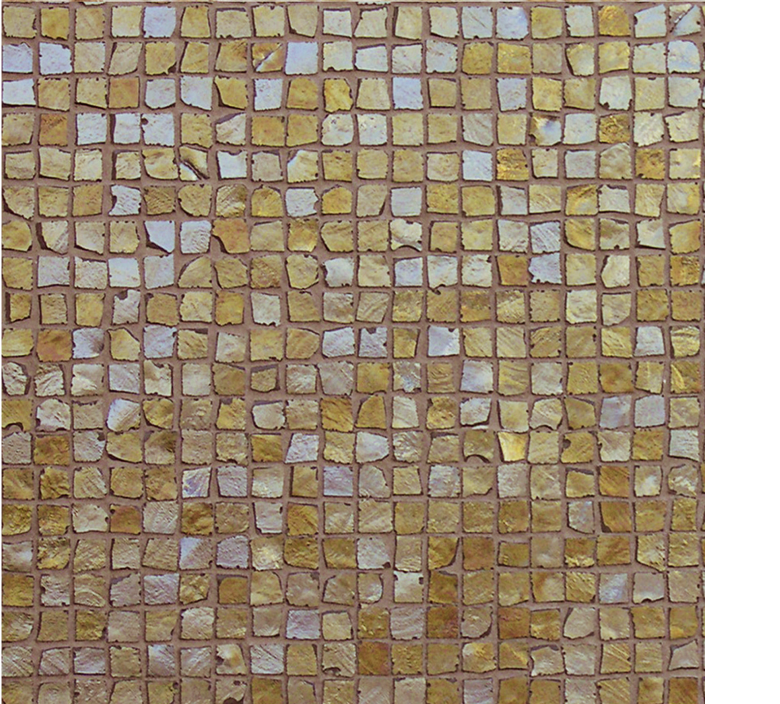 Vetro Glass Mosaic Metalli oro gold