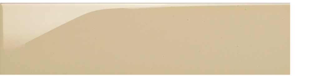 H Line straw, ceramic wall tile beige