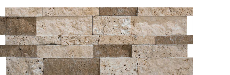 3_d_ivory_noce_split  stone cladding