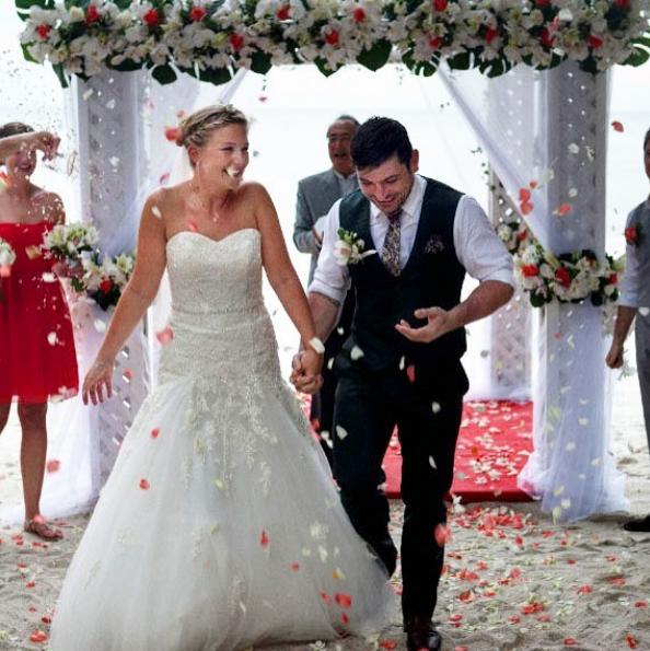 Hannah + Joe's Wedding -Pangkor Laut Resort / Malaysia