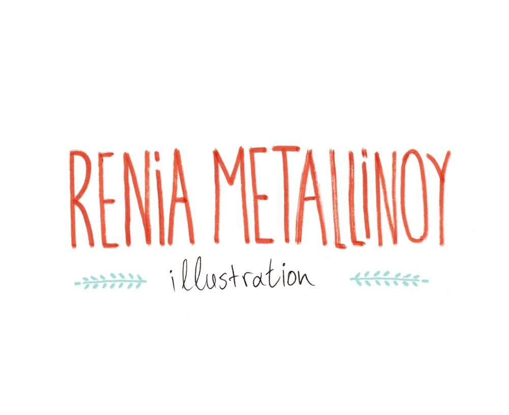 Renia Metallinou illustration