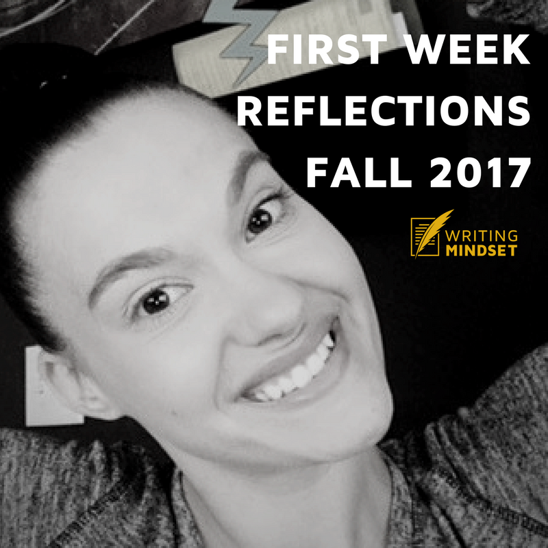 First Week Reflections Post.png