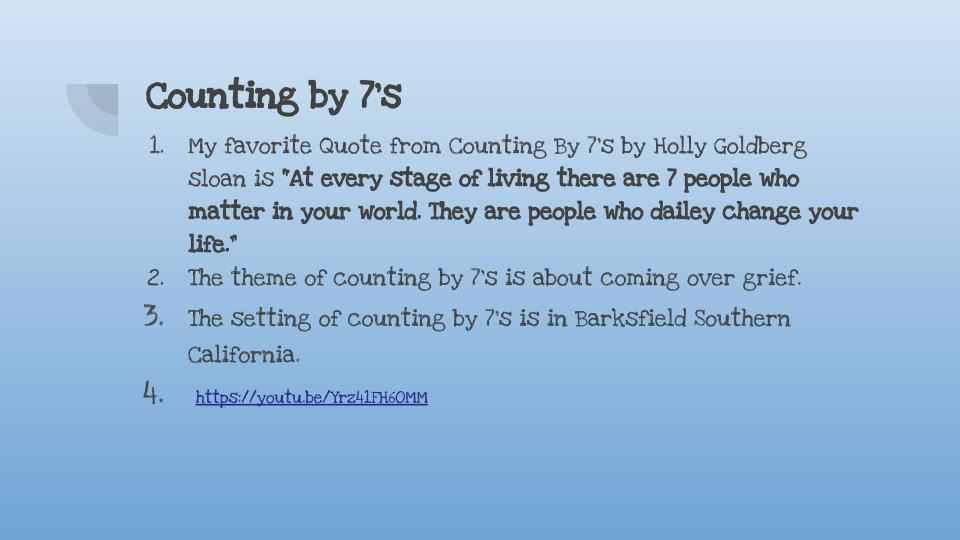 Counting by 7's BookTalk.jpg