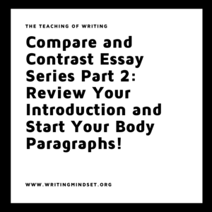five signs academic writing is stressing you out writing mindset essay series part 2 review your introduction and start your body paragraphs